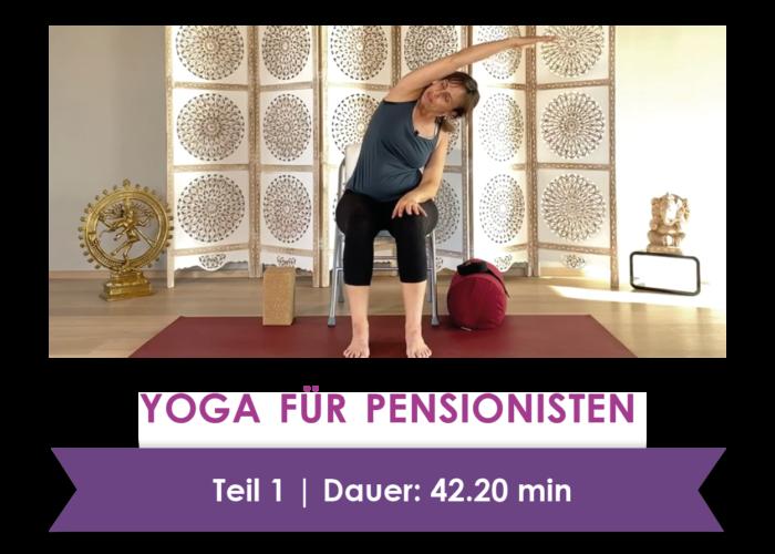 Teresa Summer-Yogaeinheiten